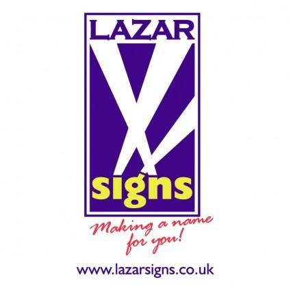free vector Lazar signs contracts ltd