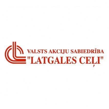 free vector Latgales celi