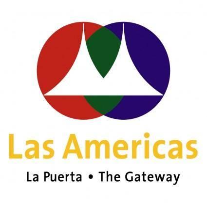 free vector Las americas