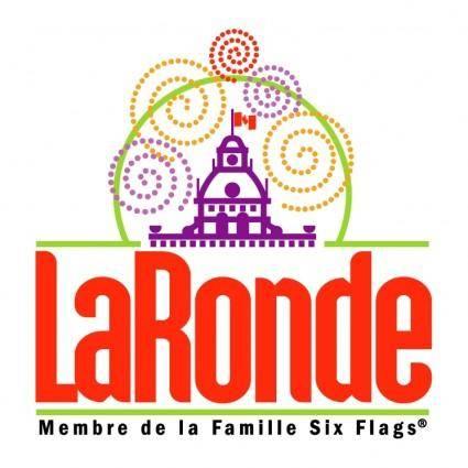 free vector Laronde