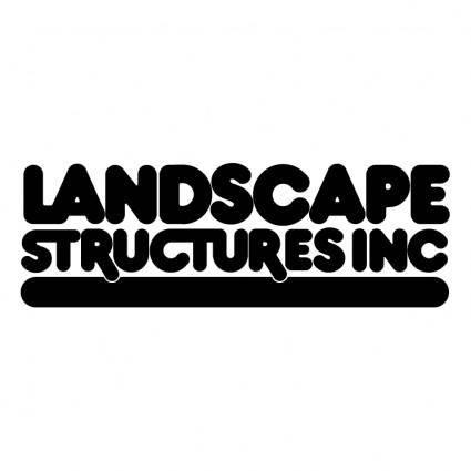 Landscape structures 0