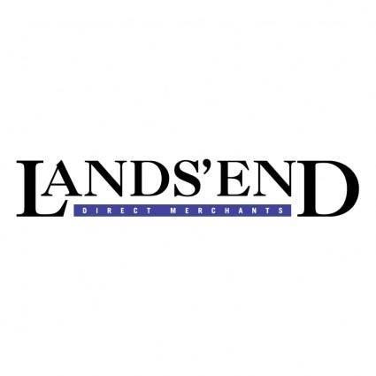 Lands end 0