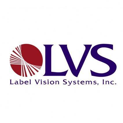 Label vision systems