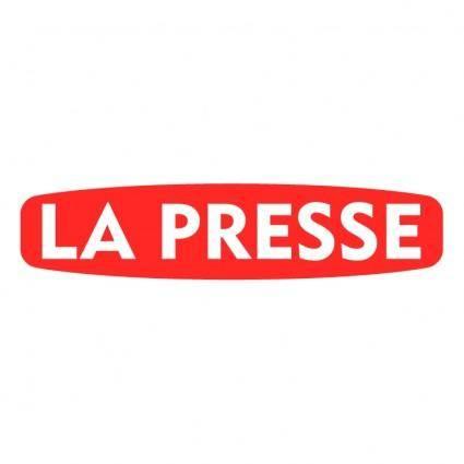 La presse 1