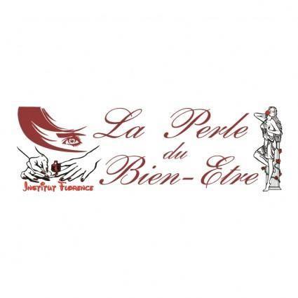 free vector La perle du bien etre