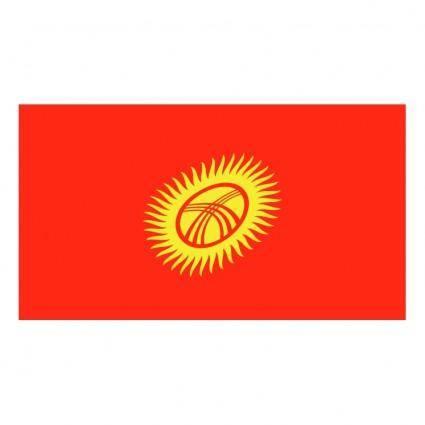 free vector Kyrgyz 0