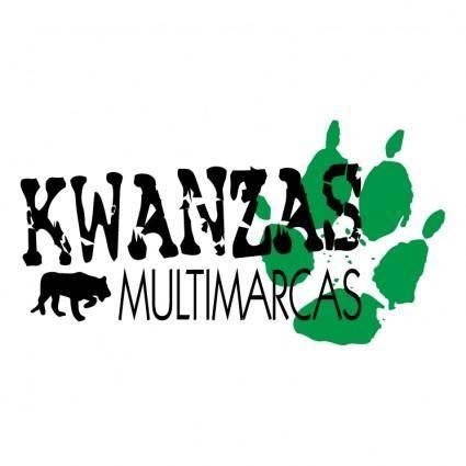 free vector Kwanzas multimarcas