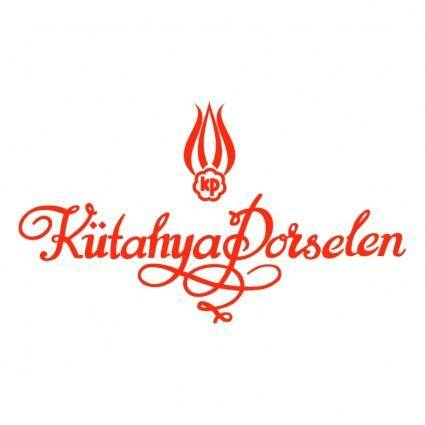 free vector Kutahya porselen