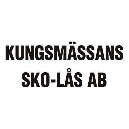 free vector Kungsmassans sko las