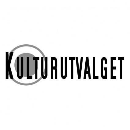 free vector Kulturutvalget