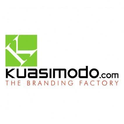 free vector Kuasimodocom