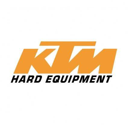 Ktm hard equipment 0
