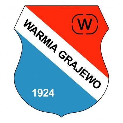 Ks warmia grajewo 0