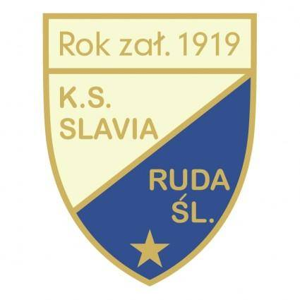 free vector Ks slavia ruda slaska