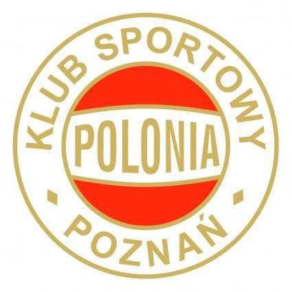 free vector Ks polonia poznan