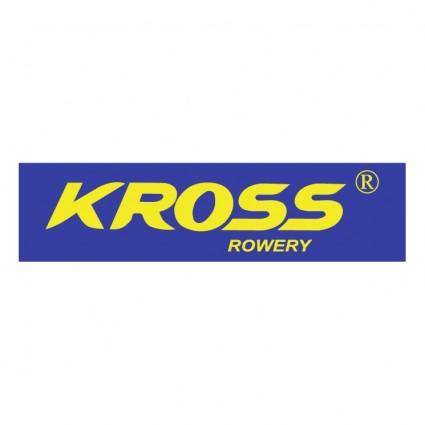 free vector Kross rowery
