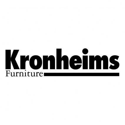 Kronheims furniture