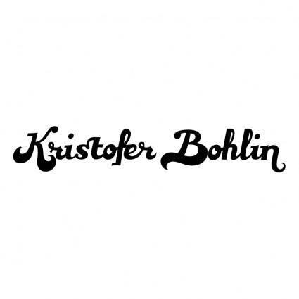 free vector Kristofer bohlin