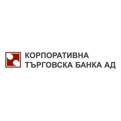 free vector Korporativna banka
