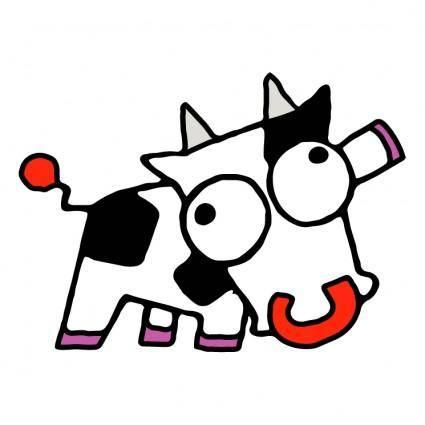 Kooky cow