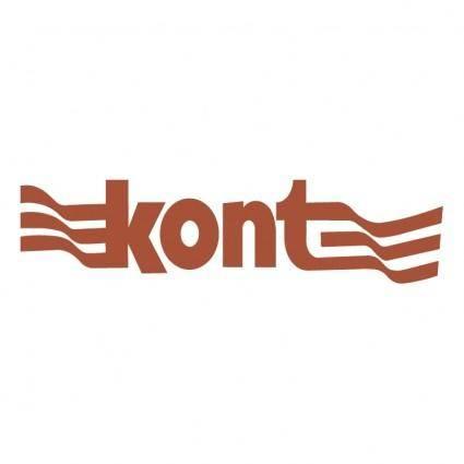 free vector Kont