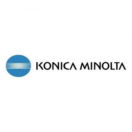 free vector Konica minolta 0