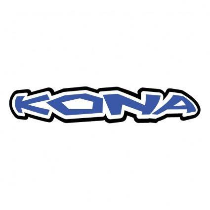 free vector Kona 2