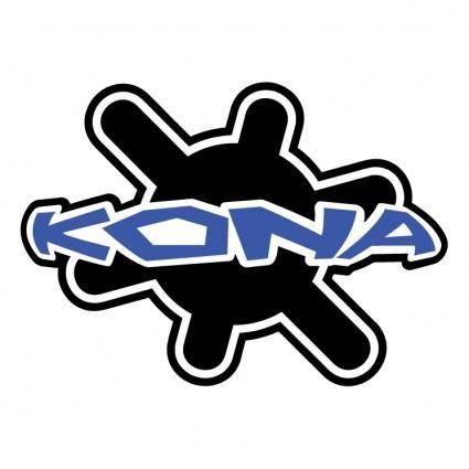 free vector Kona 1