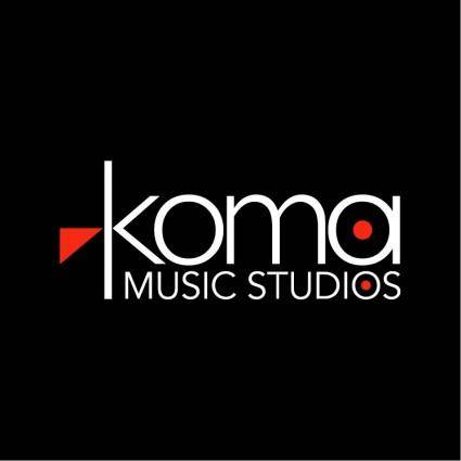 Koma music studios 0