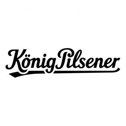 free vector Koenig pilsener