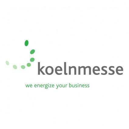 free vector Koelnmesse 0