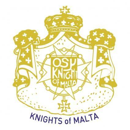 free vector Knights of malta