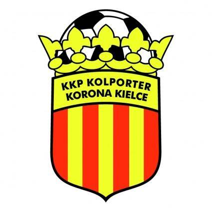 free vector Kkp kolporter korona kielce