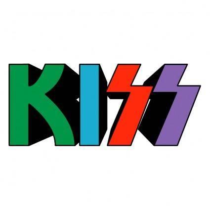 free vector Kiss 4