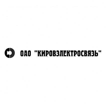 free vector Kirovelektrosvyaz