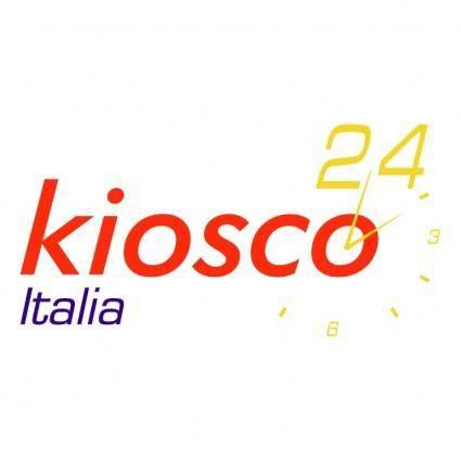 Kiosco 24 italia