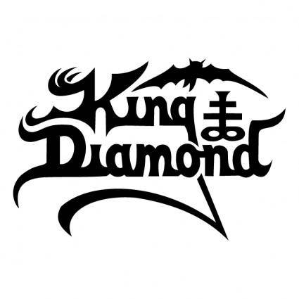 free vector King diamond