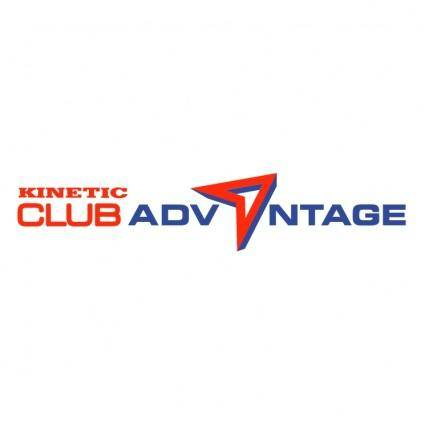 free vector Kinetic club advantage