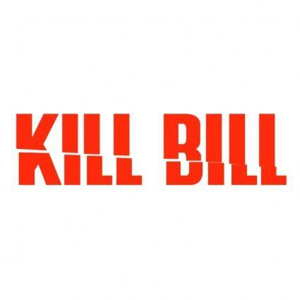 free vector Kill bill
