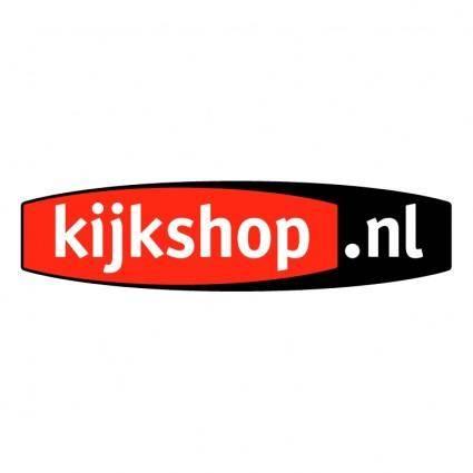 free vector Kijkshop 0