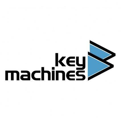 Key machines