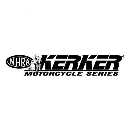 free vector Kerker motorcycle series