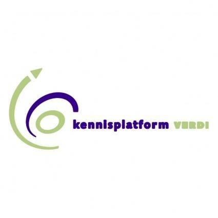 free vector Kennisplatform verdi