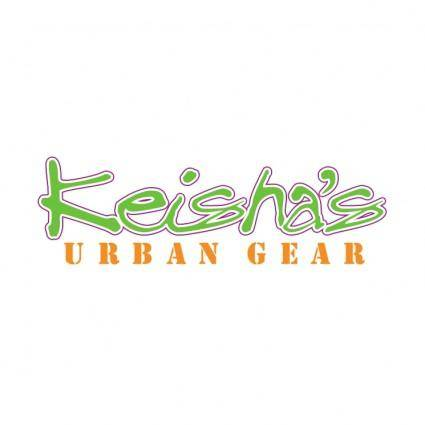Keishas urban gear