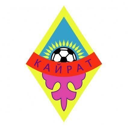free vector Kayrat alma ata