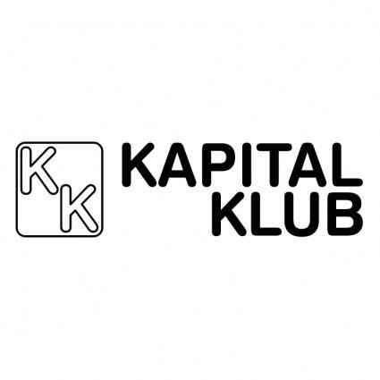 free vector Kapital klub