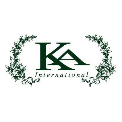 free vector Ka international