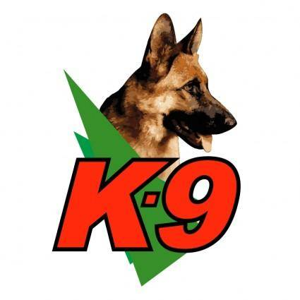 free vector K9 grupo