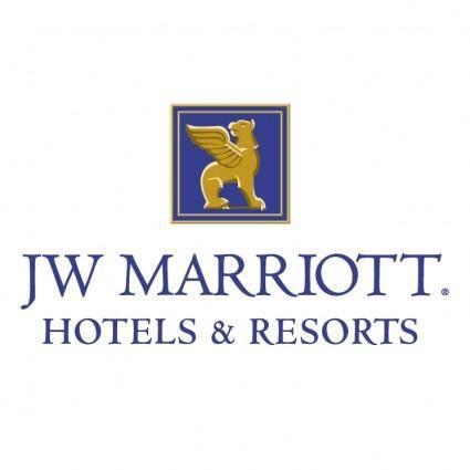 free vector Jw marriott hotel resorts