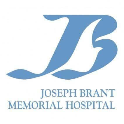 free vector Joseph brant memorial hospital